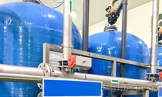 Activated Carbon Vessels Media Filter Protection